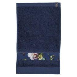 Elegancki ręcznik bawełniany z ozdobnym motywem kwiatowym, ręcznik luksusowy, Essenza, 70 x 140 cm (8715944534314)