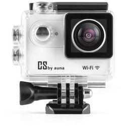 auna ProExtrem Plus kamera sportowa podwodna Wi-Fi 4K 12MP 120fps HDMI akumulator biała - sprawdź w wybranym