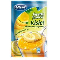 Gellwe  30g kisiel słodki kubek bananowo-cytrynowy