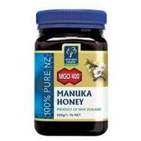 Manuka health new zealand Miód manuka mgo 400+ 500 g