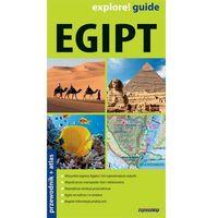 Egipt 2w1 przewodnik + atlas (2012)
