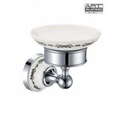 nikolas mydelniczka naścienna chrom nik-57070 marki Art platino