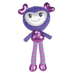 Spin master Interaktywna lalka brightlings - fioletowa dla dziewczynek (5907486768460)