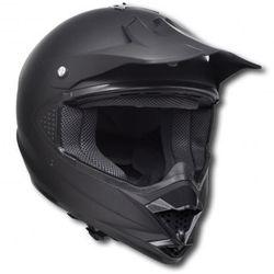 Kask do motocross, bez szybki (S) (kask motocyklowy)