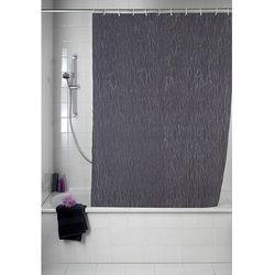 Zasłona prysznicowa deluxe, tekstylna, 180x200 cm, marki Wenko