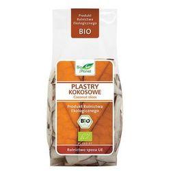 Plastry kokosowe BIO 100g- Bio Planet z kategorii Bakalie, orzechy, wiórki