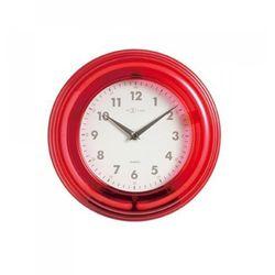 Zegar ścienny 2771 RO Neon śr. 28cm Nextime (8717545052785)