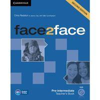 Face2face pre-inter. TB 2ed. /DVD gratis/, Cambridge University Press