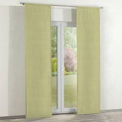 Dekoria zasłony panelowe 2 szt., oliwkowy, 60 × 260 cm, wyprzedaż do -50%