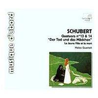 Harmonia mundi String quartets nos. 13 & 14 - death & the maiden (0794881627424)