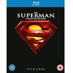 Superman I-V [Blu-Ray]