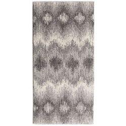 Dekoria dywan sevilla aspen silver/grey 67x130cm, 67 × 130 cm