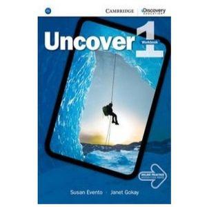 Uncover 1 Workbook with Online Practice - Wysyłka od 3,99, Evento Susan, Gokay Janet