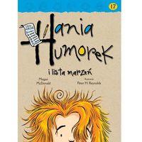 Hania Humorek i lista marzeń - Megan McDonald (2017)