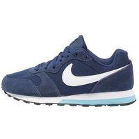 Nike Sportswear MD RUNNER 2 Tenisówki i Trampki binary blue/white/vivid sky/black (0826215558842)