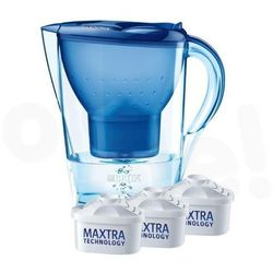 Brita Marella Cool (niebieski) + 3 wkłady - sprawdź w wybranym sklepie