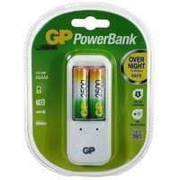 Ładowarka gp pb410 + 2 x r6 2500mah marki Gp battery