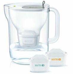 Dzbanek filtrujący BRITA Style XL Biały + 2 wkłady (1 Pure + 1 Hard)