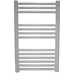 Thomson heating Grzejnik łazienkowy york - wykończenie proste, 600x800, biały/ral -
