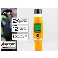 Alcolife Alkomat policyjny  f7 + 12 miesięcy kalibracji bez limitu + power bank + pokrowiec + wysyłka (59047