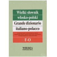 Wielki słownik włosko-polski F-O praca zbiorowa