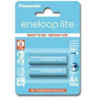 Baterie Panasonic Eneloop Lite AA 2szt. (5410853052739)