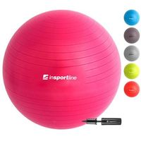 top ball 65 cm - in 3910-4 - piłka fitness, fioletowa - fioletowy marki Insportline