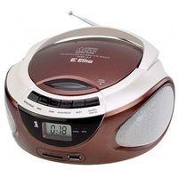 Eltra LILA CD-98/USB brązowy