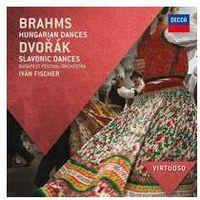 Ivan Fischer - BRAHMS:HUNGARIAN DANCES (VIRTUOSO) z kategorii Muzyka klasyczna - pozostałe