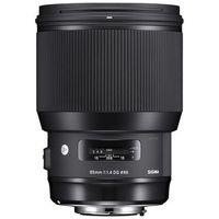 Sigma A 85mm f/1.4 DG HSM Canon - produkt w magazynie - szybka wysyłka!, OSC85/1.4_A_DG_HSM