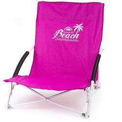 4home Krzesło plażowe, różowy, kategoria: krzesła ogrodowe