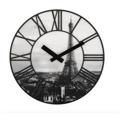 Nextime:: Zegar Ścienny La Ville Ø 39cm Szary