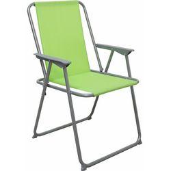 Krzesło turystyczne Brasino zielone (4048124989678)