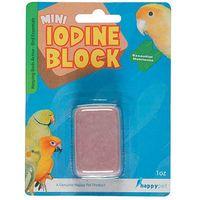 Kamień dla ptaków z minerałami oraz jodem