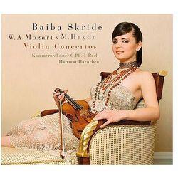 Mozart / Haydn - Violin Concertos - Baiba Skride (muzyka klasyczna)