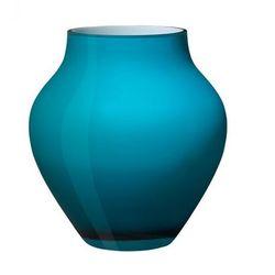 - oronda wazon turkusowy wysokość: 21 cm marki Villeroy & boch