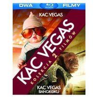 BD 2 PACK KAC VEGAS/KAC VEGAS W BANGKOKU GALAPAGOS Films 7321999311469