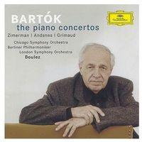 Bartok: Piano Concertos (CD) - Leif Ove Andsnes, Helene Grimaud, Krystian Zimerman