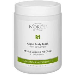 Norel (Dr Wilsz) ALGAE BODY MASK WITH CINNAMON Maska algowa na ciało z cynamonem (PN063) - produkt z kategori