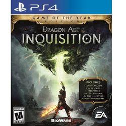 Gra Dragon Age Inkwizycja z kategorii: gry PS4