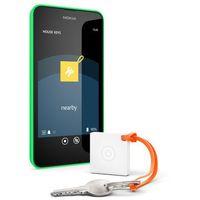 Nokia Lokalizator  ws-10 treasure tag mini 02742h3 (biały)