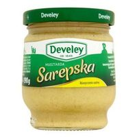 Musztarda sarepska 190 g Develey