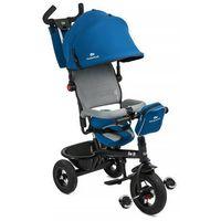 Rowerek trójkołowy KINDERKRAFT Swift Blue + DARMOWY TRANSPORT! + Zamów z DOSTAWĄ JUTRO!