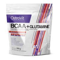 Ostrovit  bcaa + glutamine 500g pure (5902232610222)