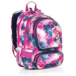 Plecak szkolny Topgal CHI 869 H - Pink, kup u jednego z partnerów