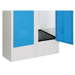 B2b partner Plastikowa podkładka do szafy