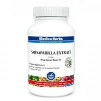 Smilax (Sarsaparilla) 120 kapsułek (500 mg) Medica Herbs z kategorii Pozostałe zdrowie