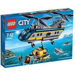 City Helikopter badawczy 60093 marki Lego z kategorii: klocki dla dzieci