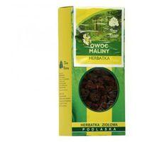 MALINA OWOC herbatka ekologiczna (ziołowa herbata)