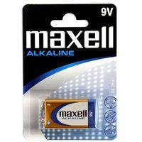 Baterie Alkaliczne MAXELL do alkomatu 9V 6LR61 z kategorii Baterie